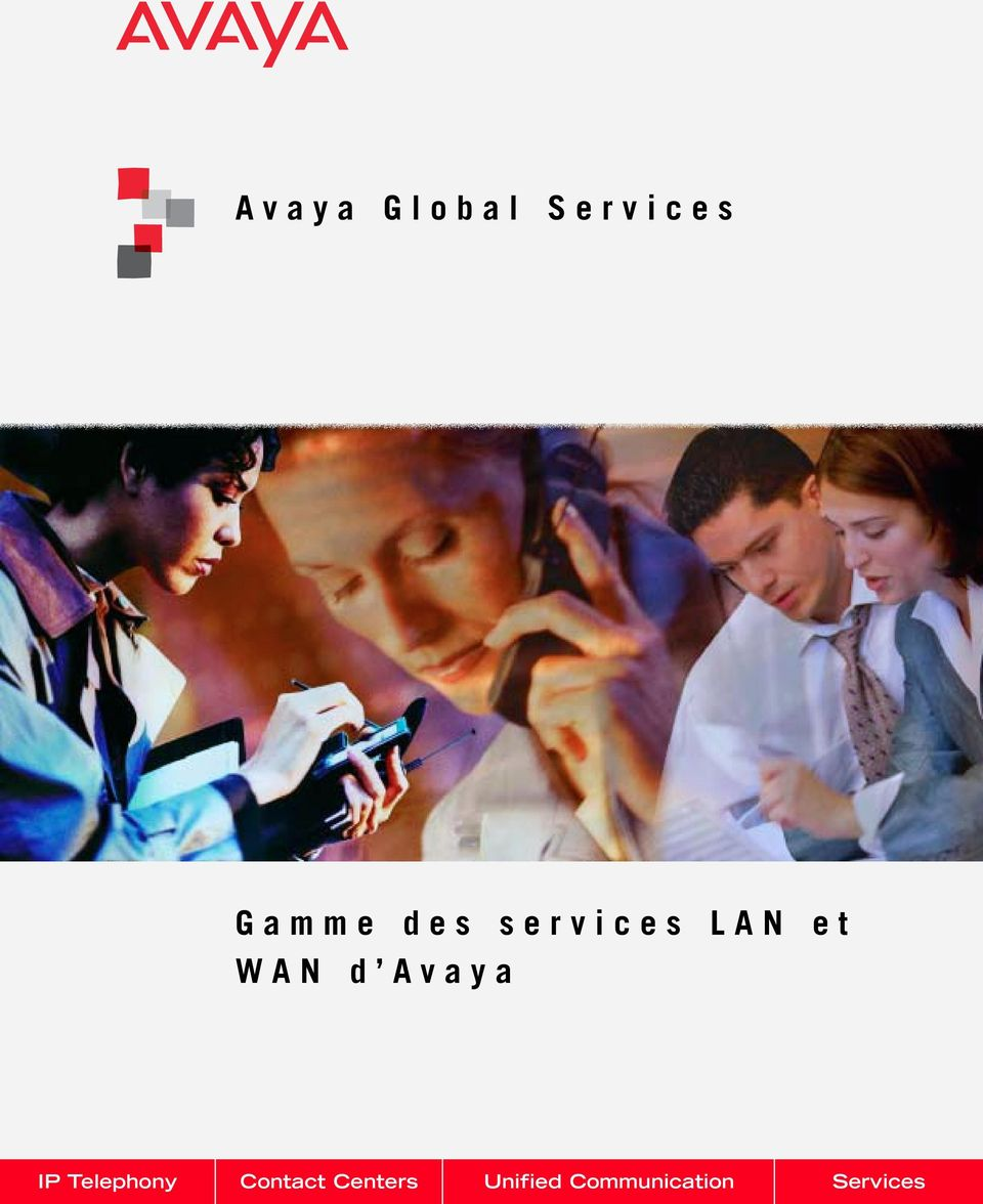 Avaya IP Telephony Contact