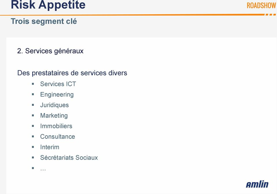 divers Services ICT Engineering Juridiques