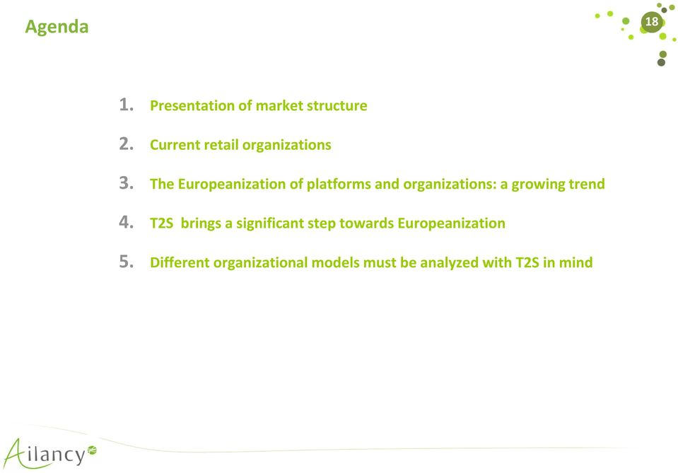 The Europeanization of platforms and organizations: a growing trend