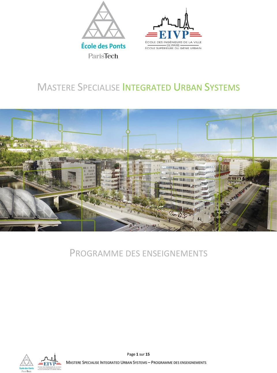 SYSTEMS PROGRAMME DES