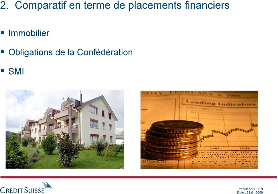 financiers Immobilier