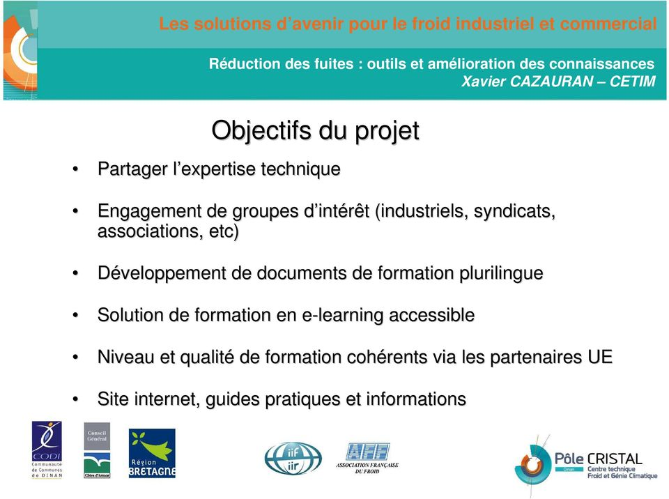 formation plurilingue Solution de formation en e-learning e accessible Niveau et