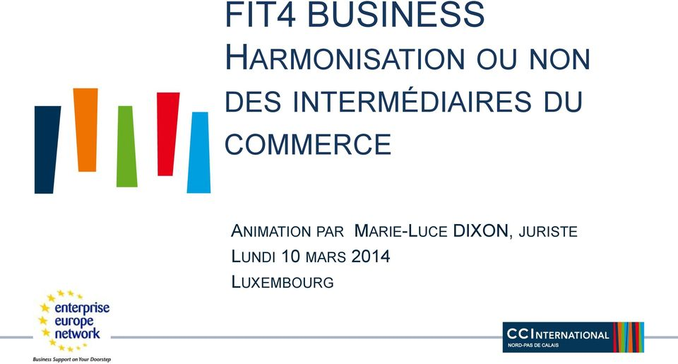 COMMERCE ANIMATION PAR MARIE-LUCE