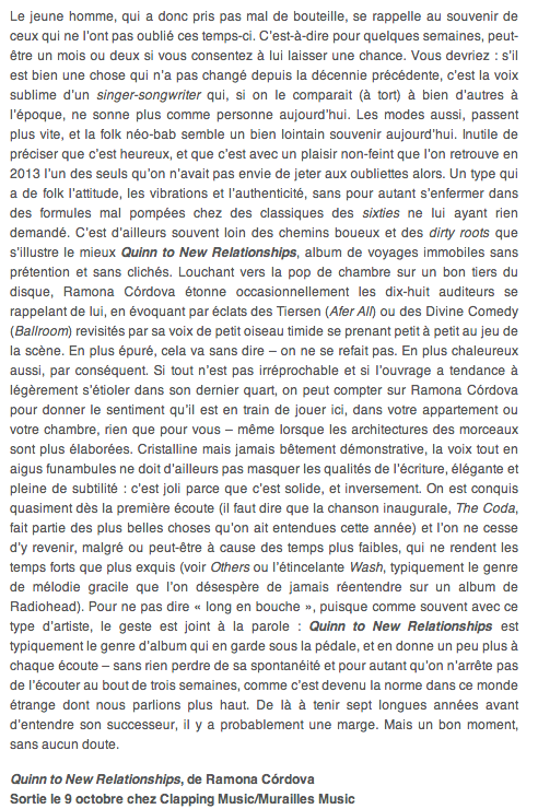 NATIONAL / WEB / CHRONIQUE Interlignage - octobre 2013