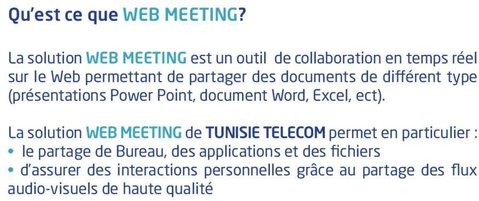 documents de différent type (présentations Power Point, document Word, Excel, ect).