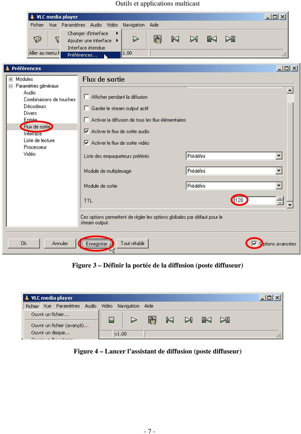 Figure 4 Lancer l assistant de