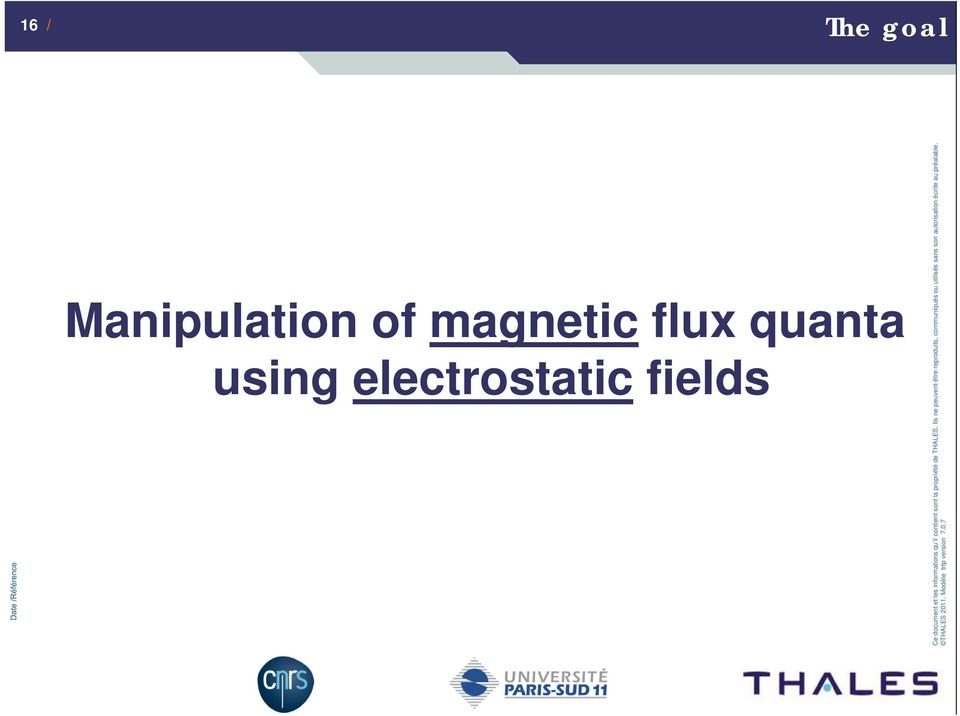 magnetic flux