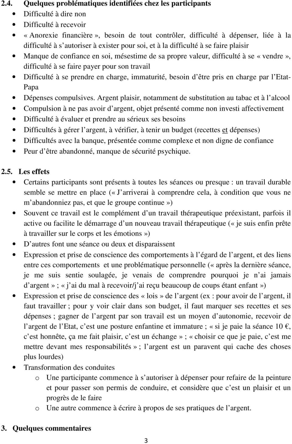 groupes de parole sur l argent gpa pdf. Black Bedroom Furniture Sets. Home Design Ideas