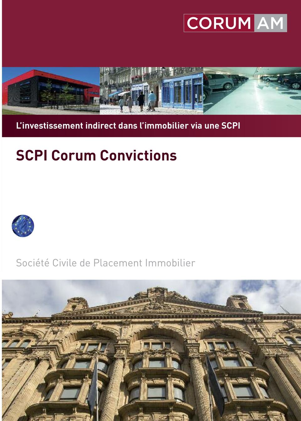 SCPI SCPI Corum Convictions