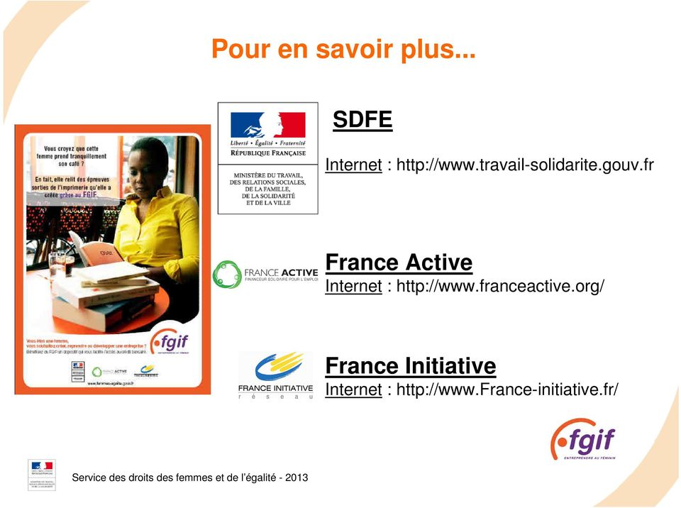 franceactive.org/ France Initiative Internet : http://www.