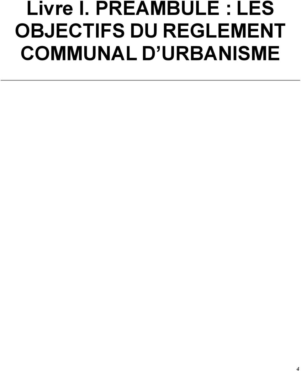 Reglement Communal D Urbanisme Pdf Free Download