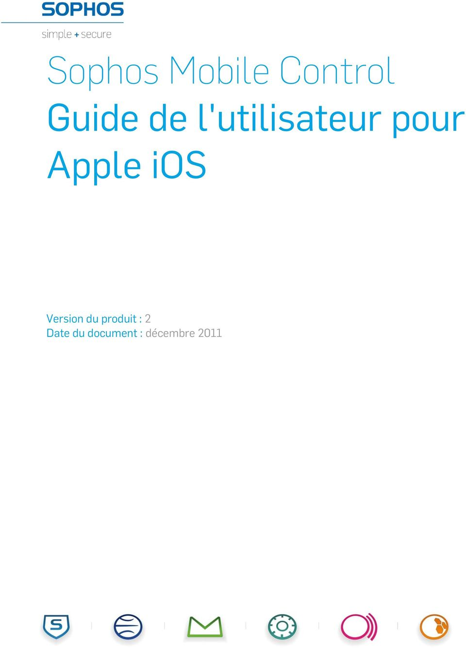 ios Version du produit : 2