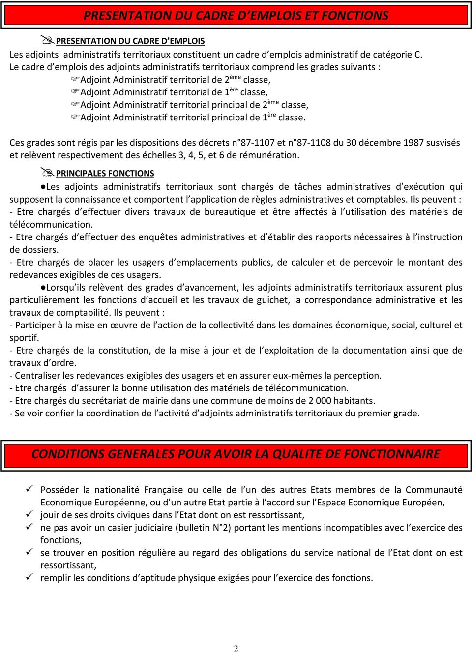 Salaire adjoint administratif 1 re classe justice - Grille salaire adjoint administratif 1ere classe ...