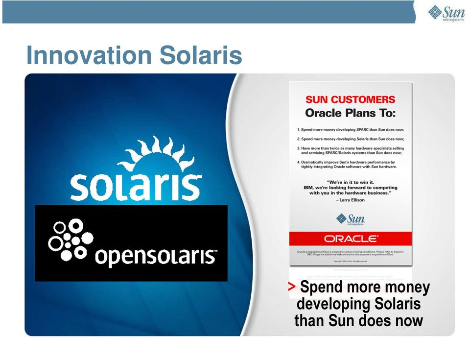developing Solaris