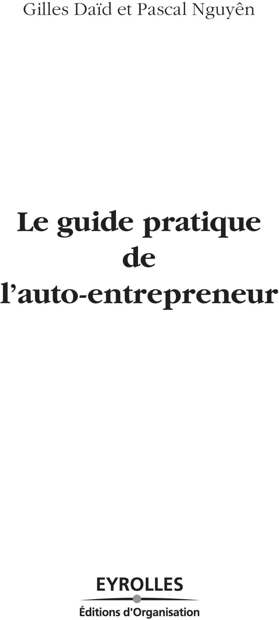 guide pratique de
