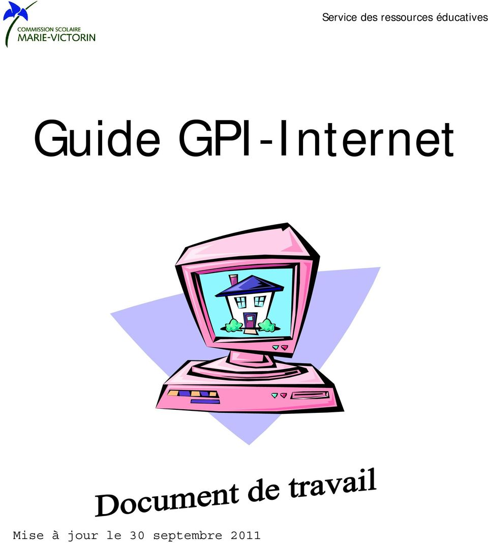 Guide GPI-Internet