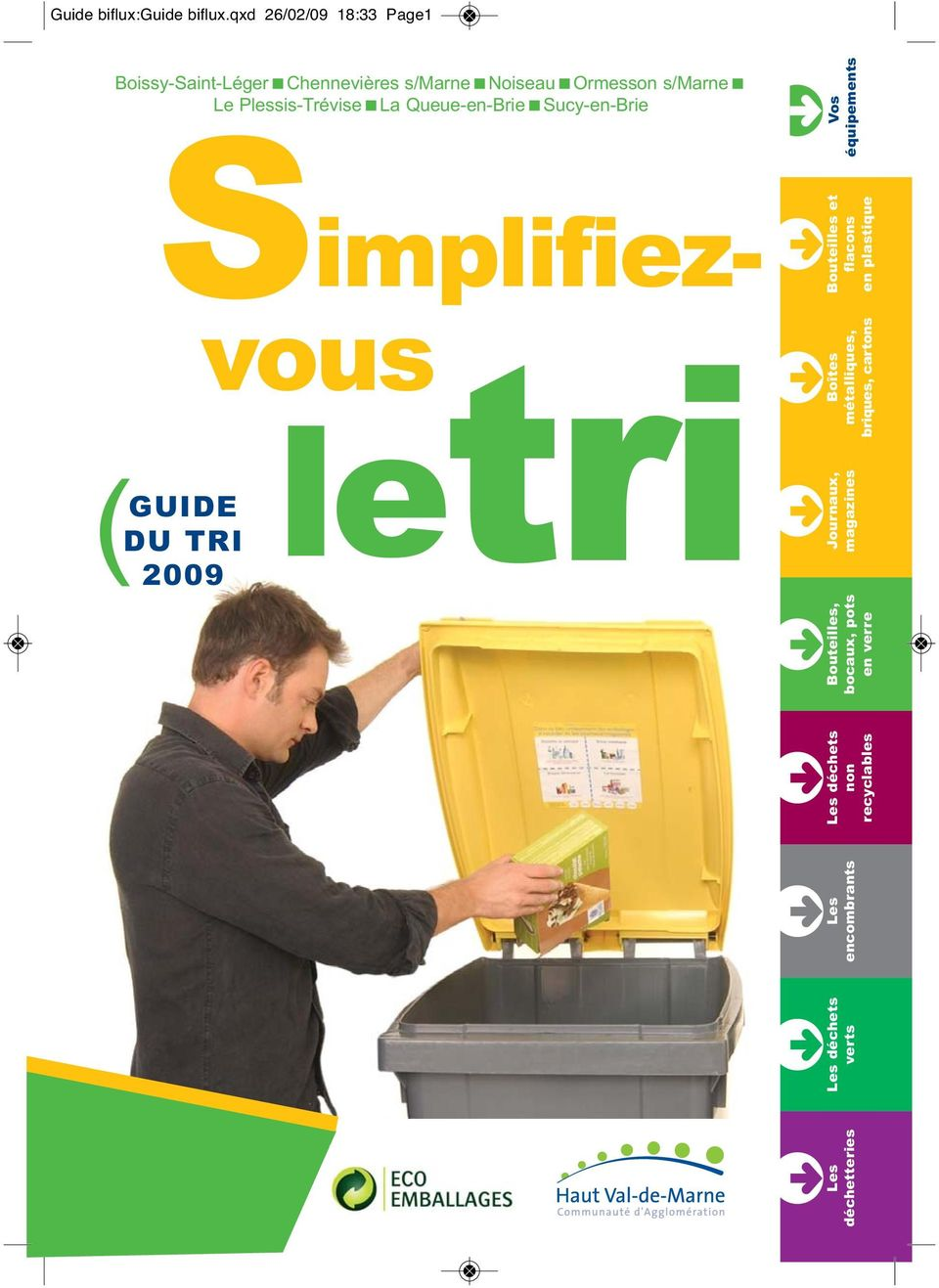 Plessis-Trévise<La Queue-en-Brie<Sucy-en-Brie S Vos équipements Bouteilles et flacons ( GUIDE DU