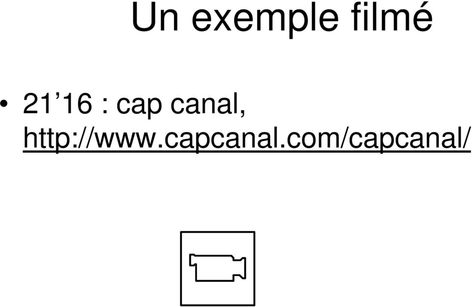 canal, http://www.