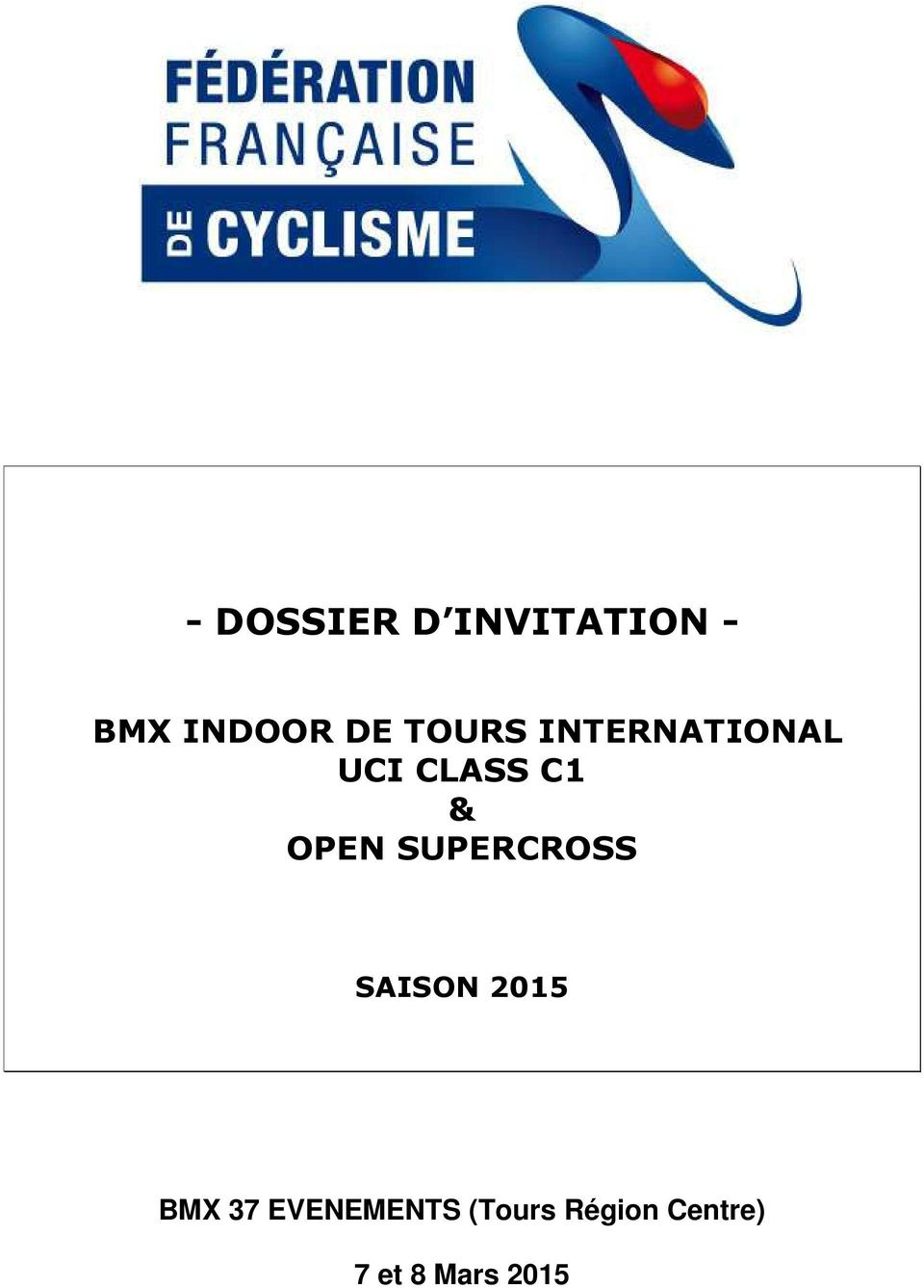 SUPERCROSS SAISON 2015 BMX 37