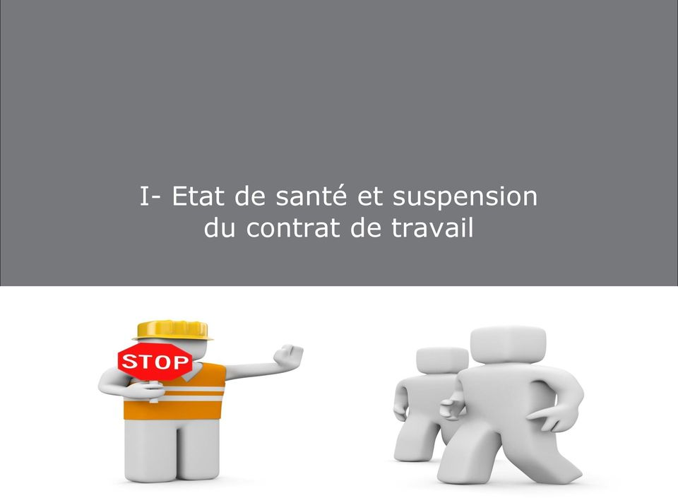suspension du