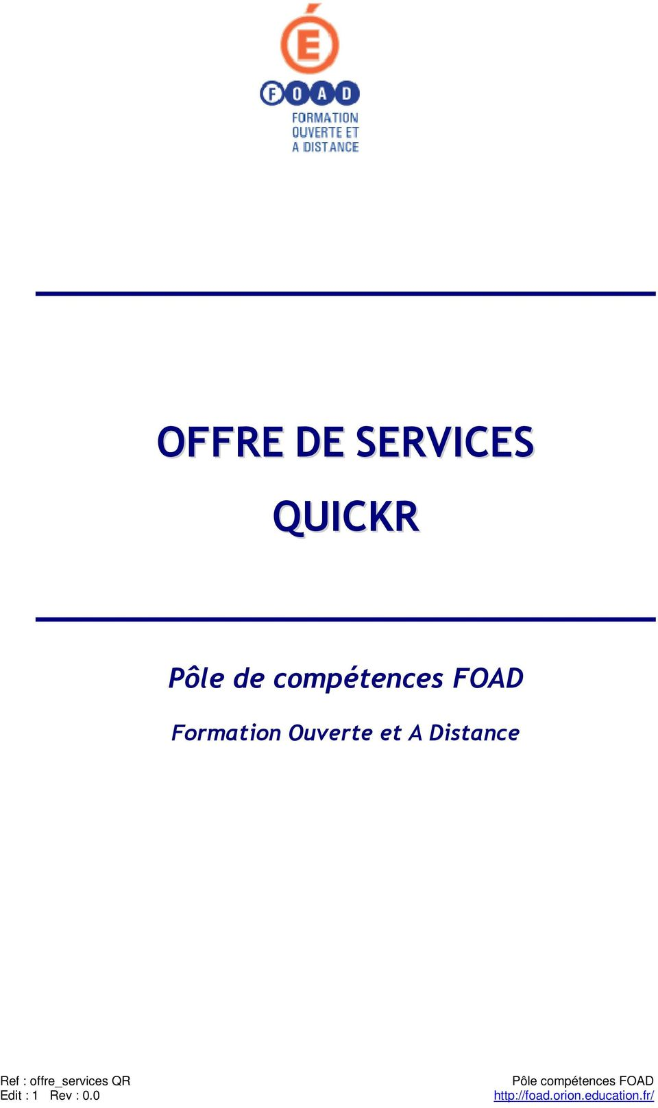 offre_services QR Edit : 1 Rev : 0.