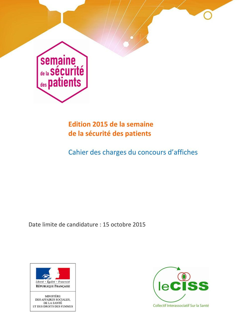charges du concours d affiches Date