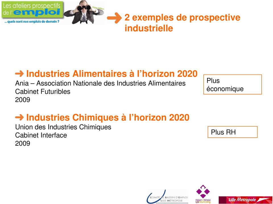 Cabinet Futuribles 2009 Industries Chimiques à l horizon 2020 Union