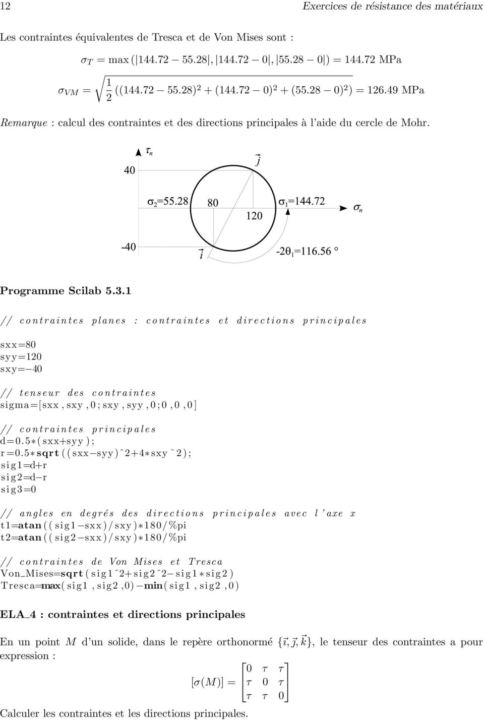 exercice java avec solution pdf