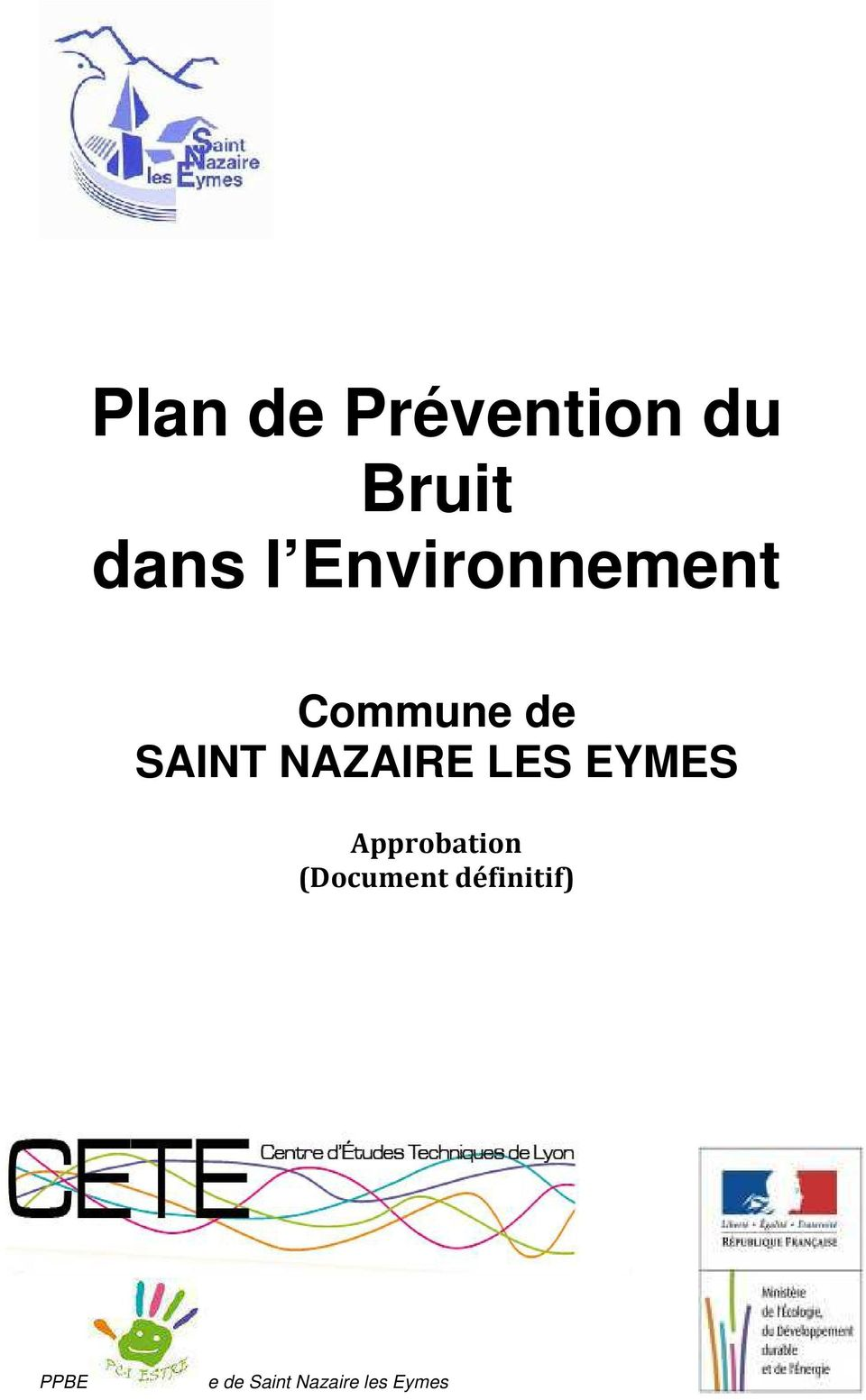 LES EYMES Approbation (Document