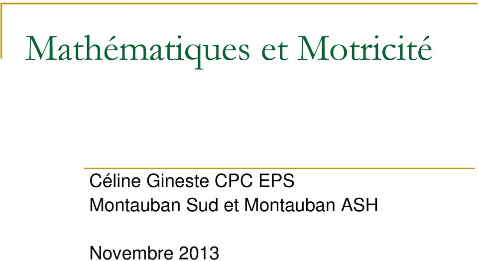 Gineste CPC EPS