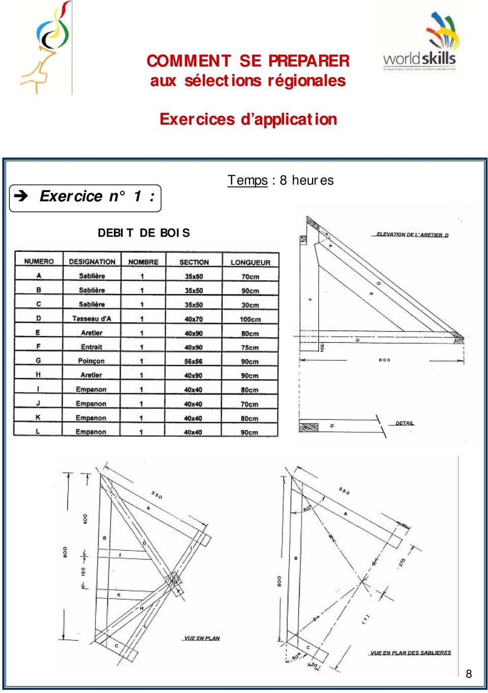 applicationd Exercice