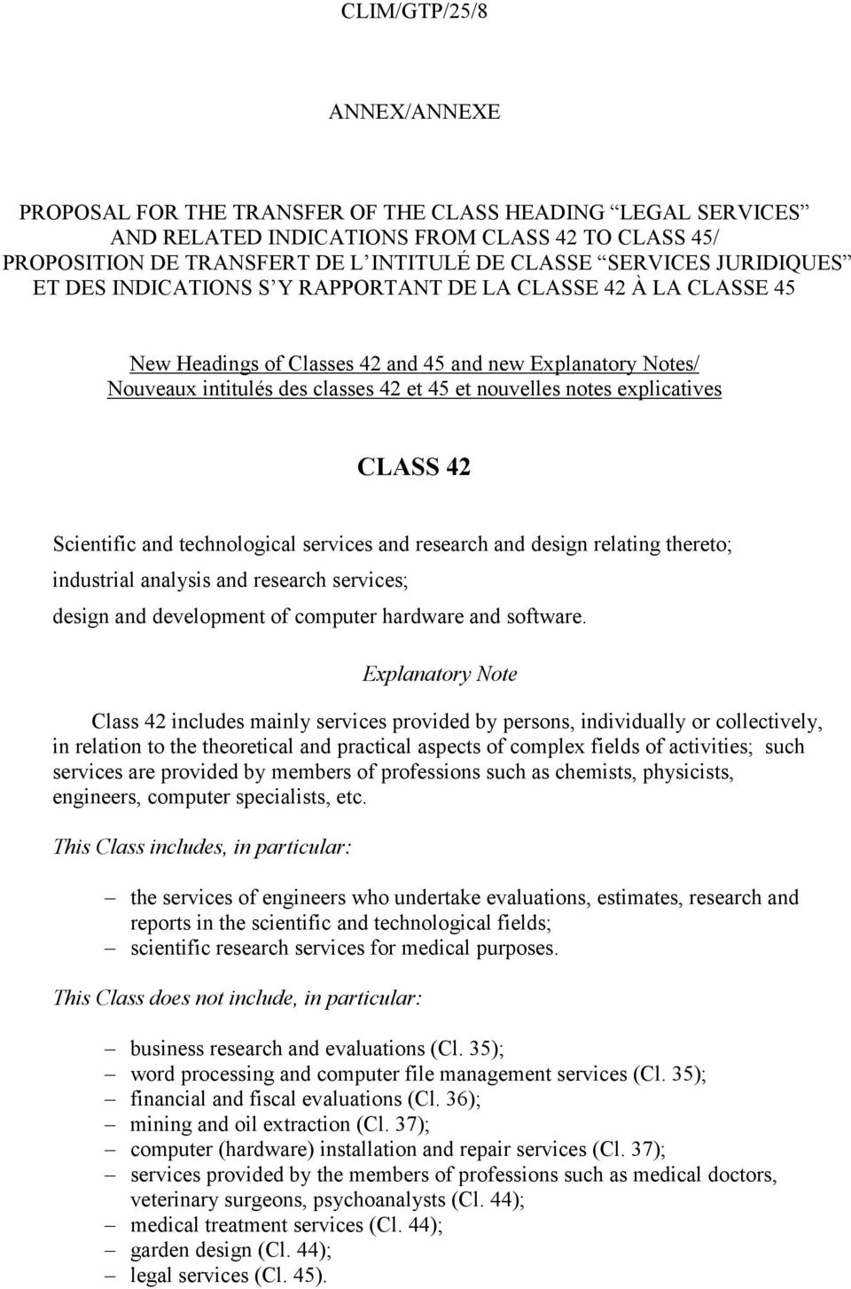 Scientific and technological services and research and design relating thereto; industrial analysis and research services; design and development of computer hardware and software.