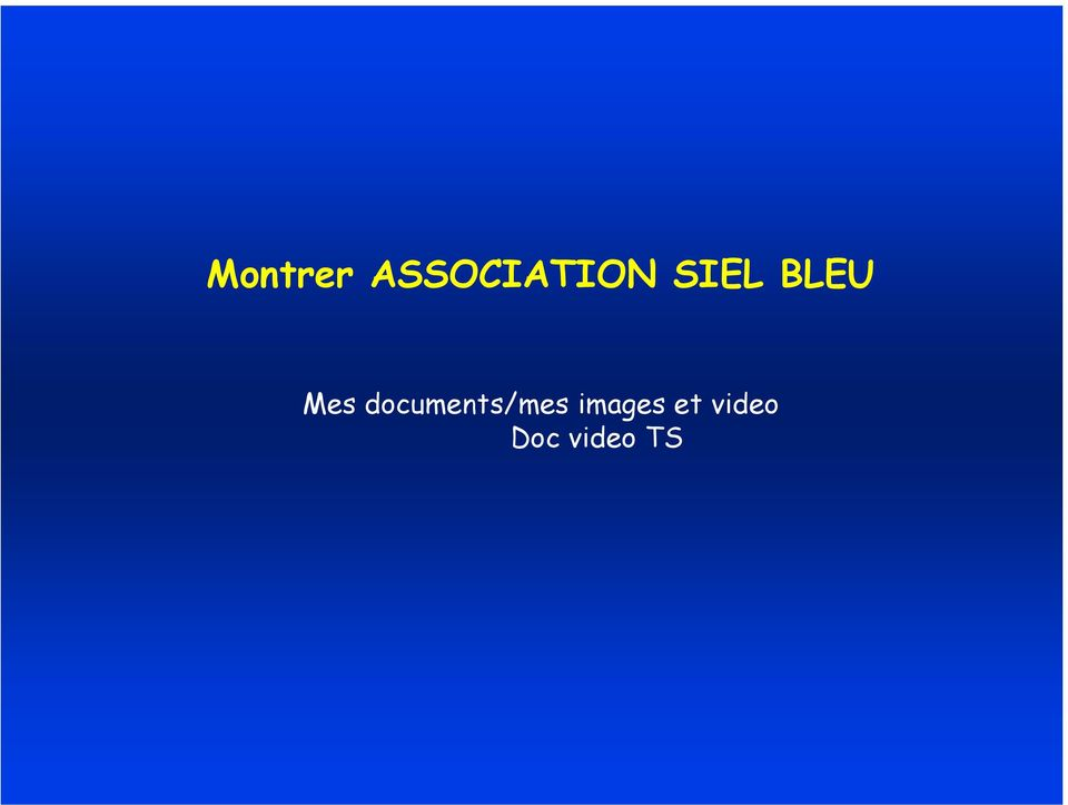 images et video Mes
