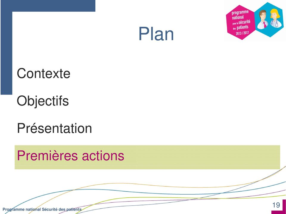actions Programme