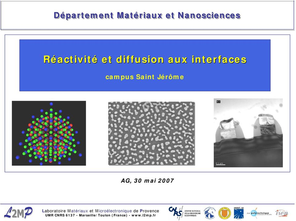 diffusion aux interfaces