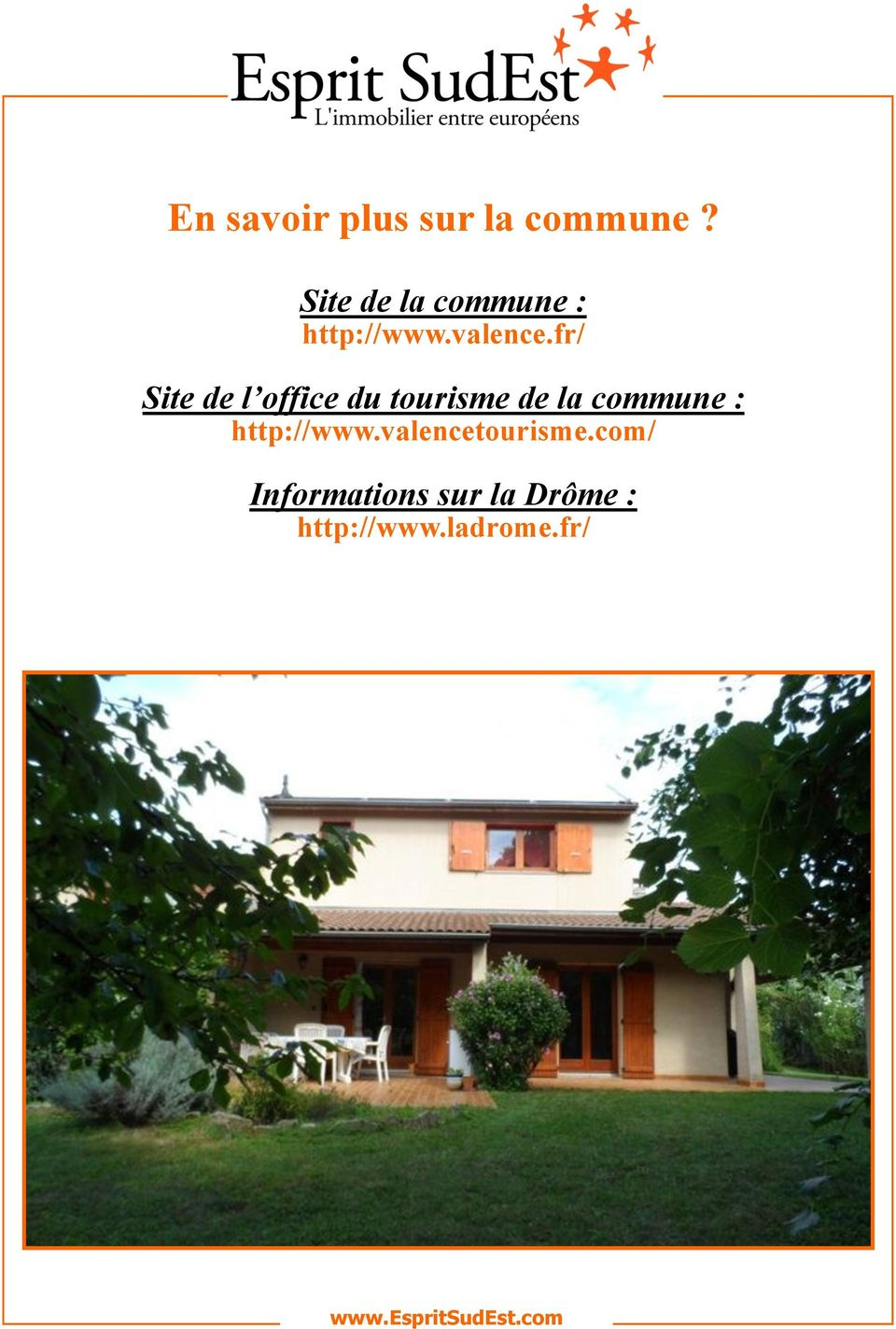 fr/ Site de l office du tourisme de la commune :