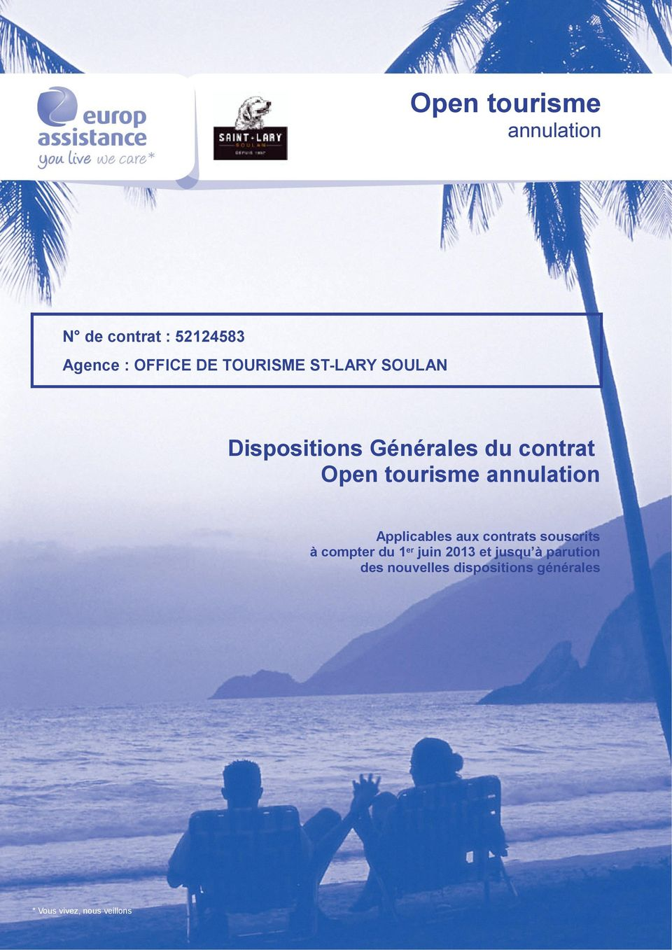 Open tourisme annulation pdf - Office du tourisme saint lary soulan ...