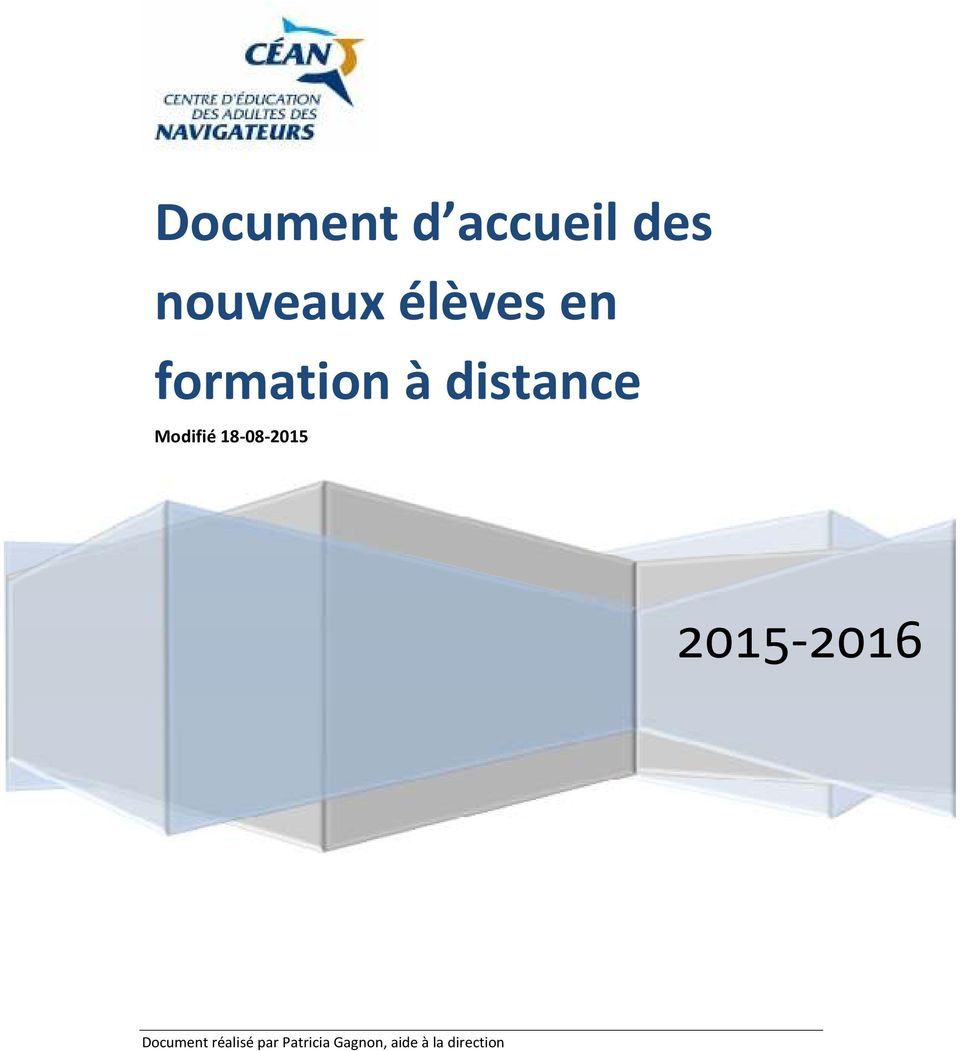 Modifié 18-08-2015 - Document