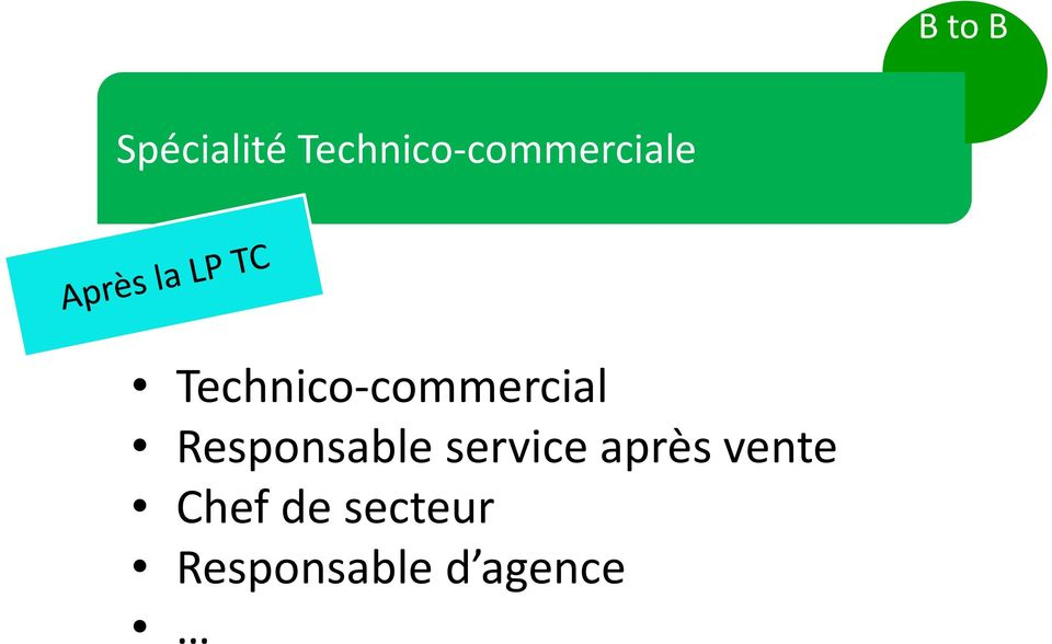 Technico-commercial