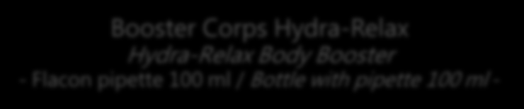 Booster Corps Hydra-Relax Hydra-Relax Body Booster - Flacon