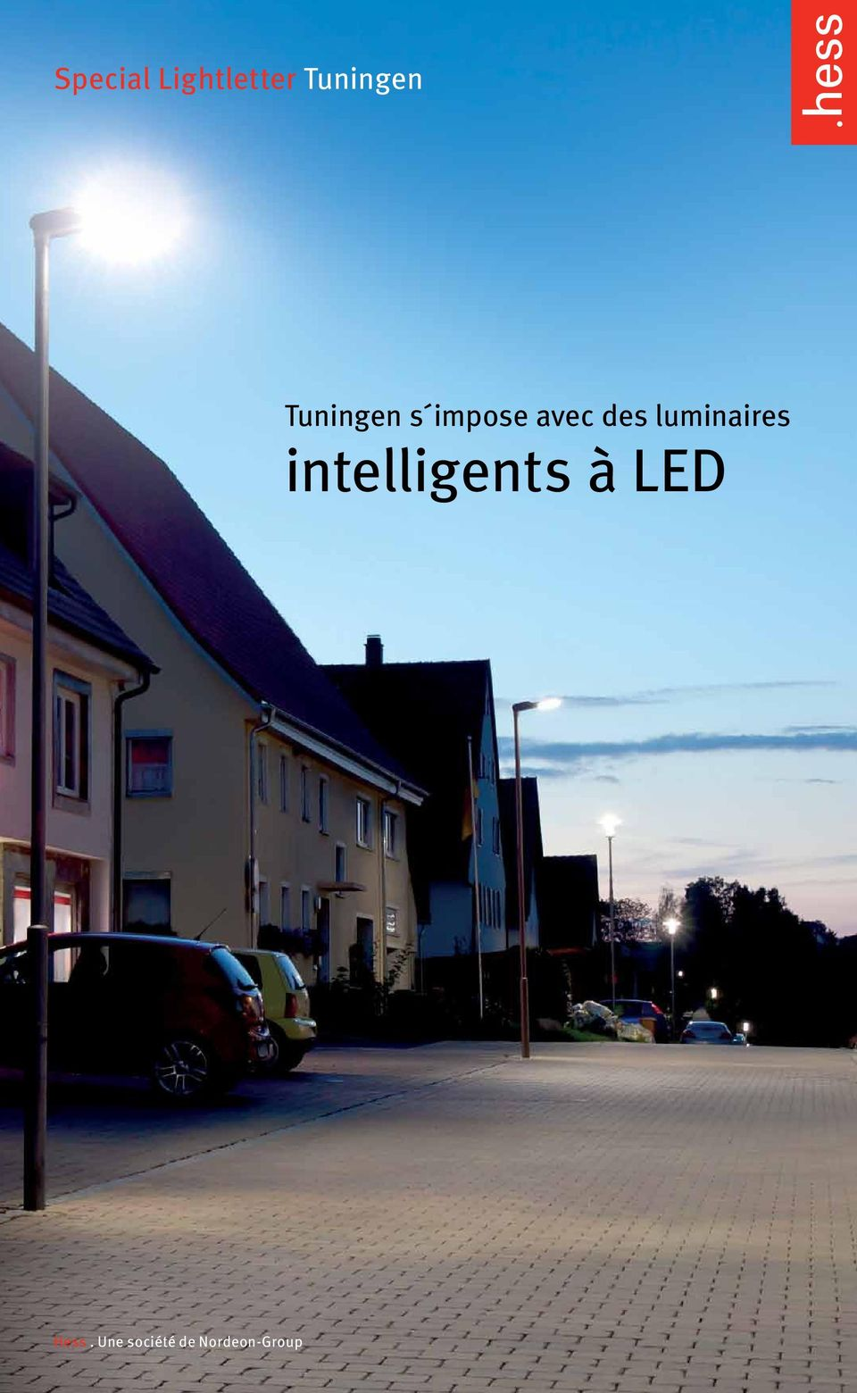 intelligents à LED