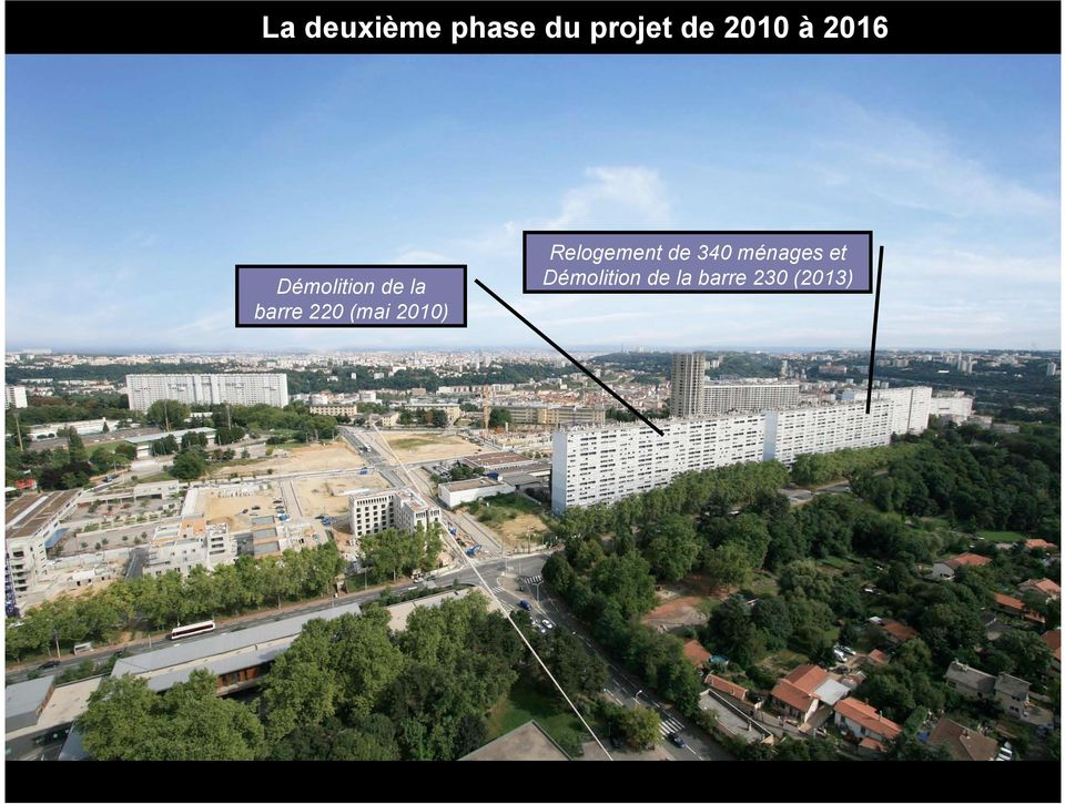 (mai 2010) Relogement de 340