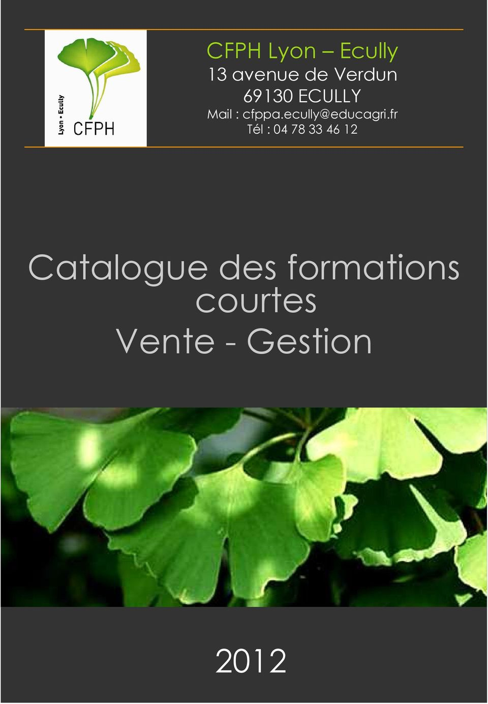 Catalogue des