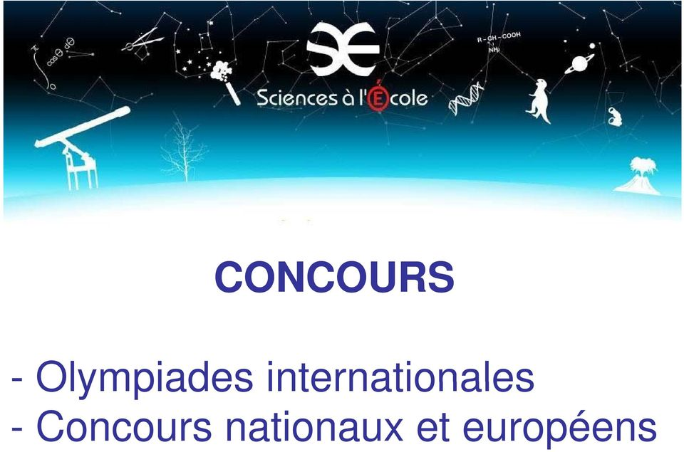 internationales -