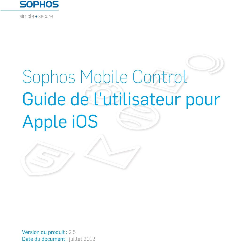 ios Version du produit : 2.