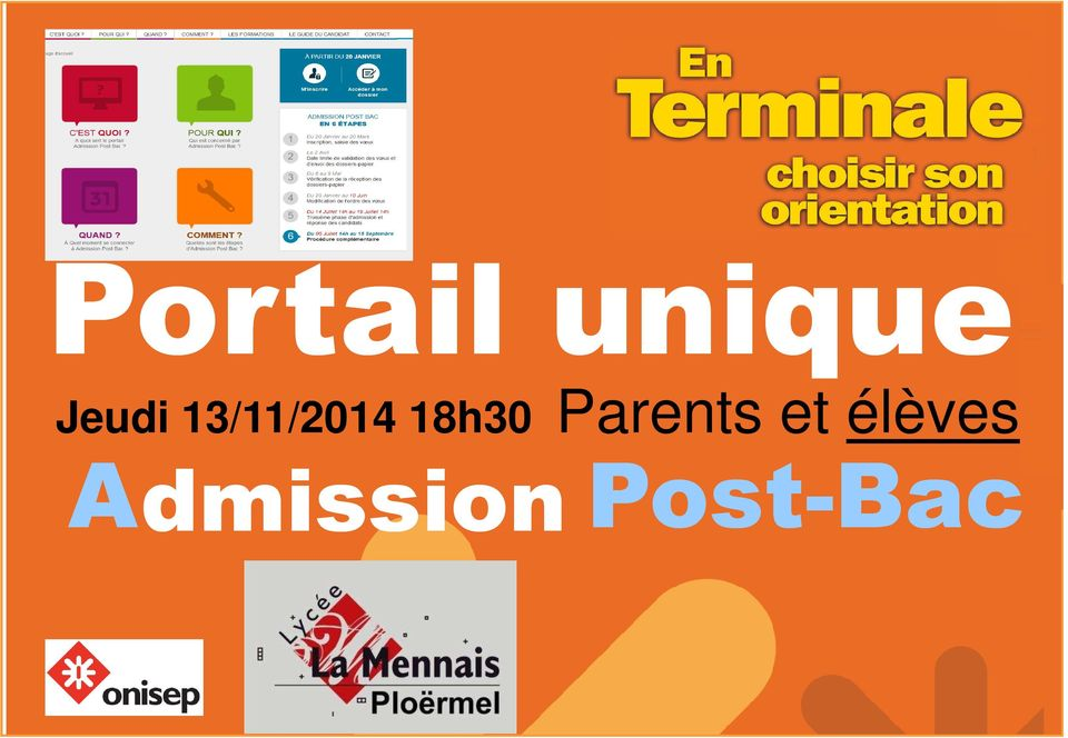 18h30 Parents et