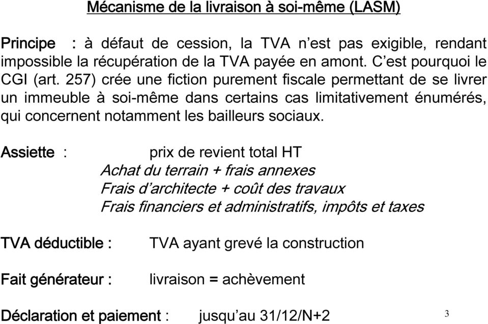 Pr t social de locationaccession pdf - Declaration achevement travaux impots ...