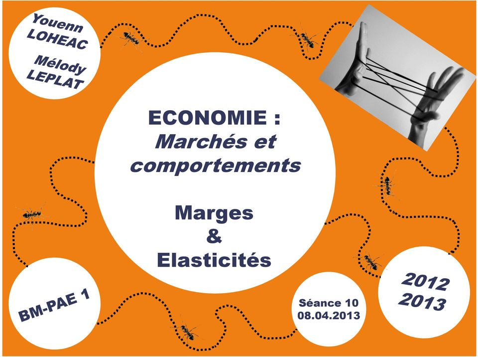 COMPORTEMENTS Marges &