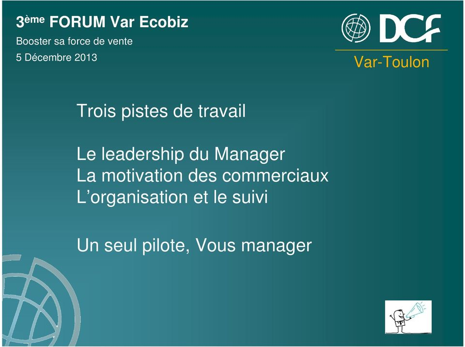 motivation des commerciaux L