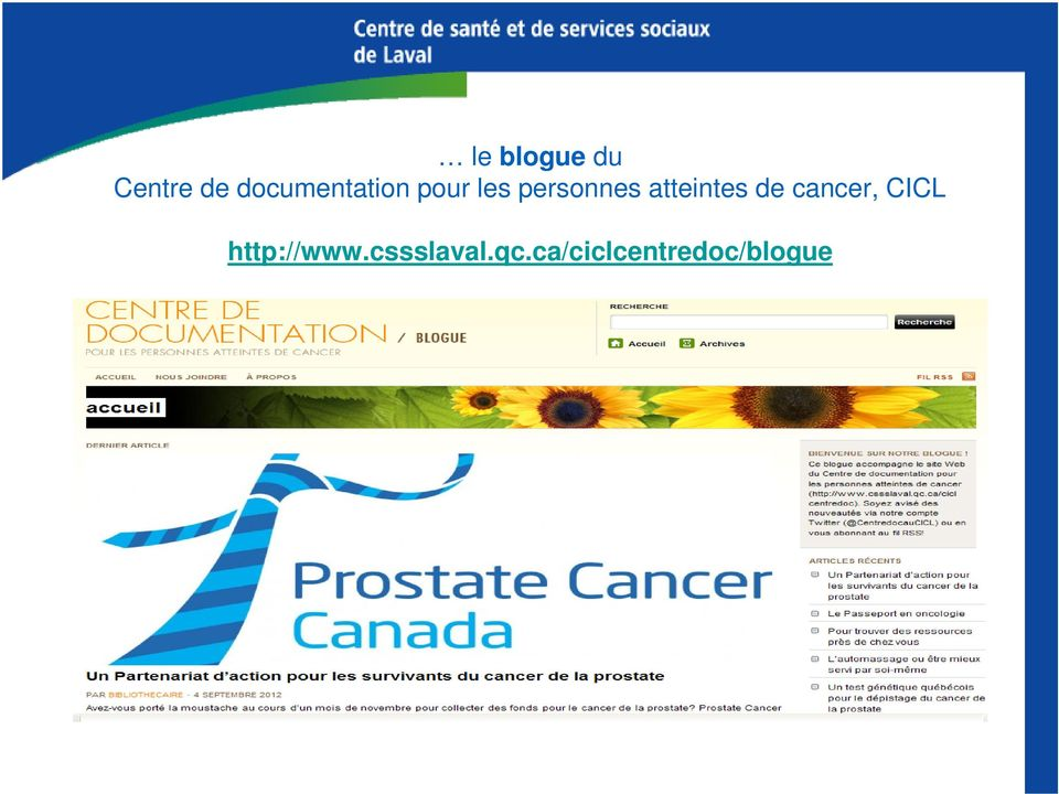 atteintes de cancer, CICL